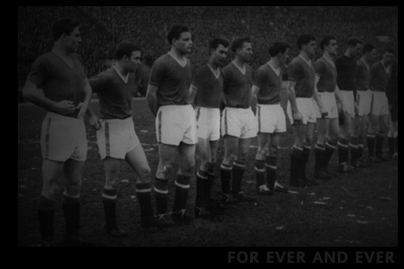 in memory of the 50th anniversary of the darkest day in Manchester United history